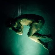 Esperanza (2006), C-Print 36 x 48 in. Reflejos del subconsciente (2006) - Exhibición fotográfica por Tristán Reyes