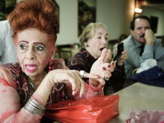 Franchesca en La Pradera #2 (2005) Franchesca siempre con el shopper (2005) - Fotografía por Tristán Reyes
