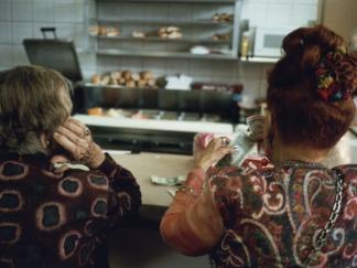 Franchesca en La Pradera (2005) Franchesca siempre con el shopper (2005) - Fotografía por Tristán Reyes
