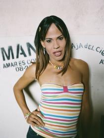 Santurce es ley #18 (2008), C- Print 54 x 66 in. Santurce es ley (2008) - Fotografía por Tristán Reyes