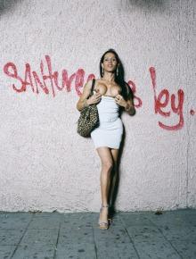 Santurce es ley (2008), C-Print 54 x 66 in. Santurce es ley (2008) - Fotografía por Tristán Reyes
