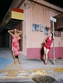 Santurce es ley #3 (2008), C- Print 54 x 66 in. Santurce es ley (2008) - Fotografía por Tristán Reyes