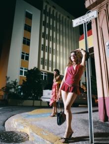 Santurce es ley #4 (2008), C- Print 54 x 66 in. Santurce es ley (2008) - Fotografía por Tristán Reyes