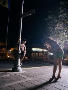 Santurce es ley #7 (2008), C- Print 54 x 66 in. Santurce es ley (2008) - Fotografía por Tristán Reyes