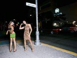 Santurce es ley #8 (2008), C- Print 54 x 66 in. Santurce es ley (2008) - Fotografía por Tristán Reyes