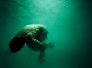 Sin título #2 (2006), C-Print 36 x 48 in. Reflejos del subconsciente (2006) - Exhibición fotográfica por Tristán Reyes